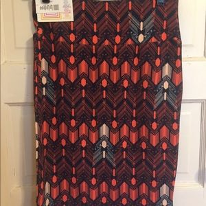 NWT pencil skirt - LulaRoe small